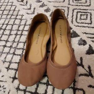 Lucky Brand Echo Ballet Flats